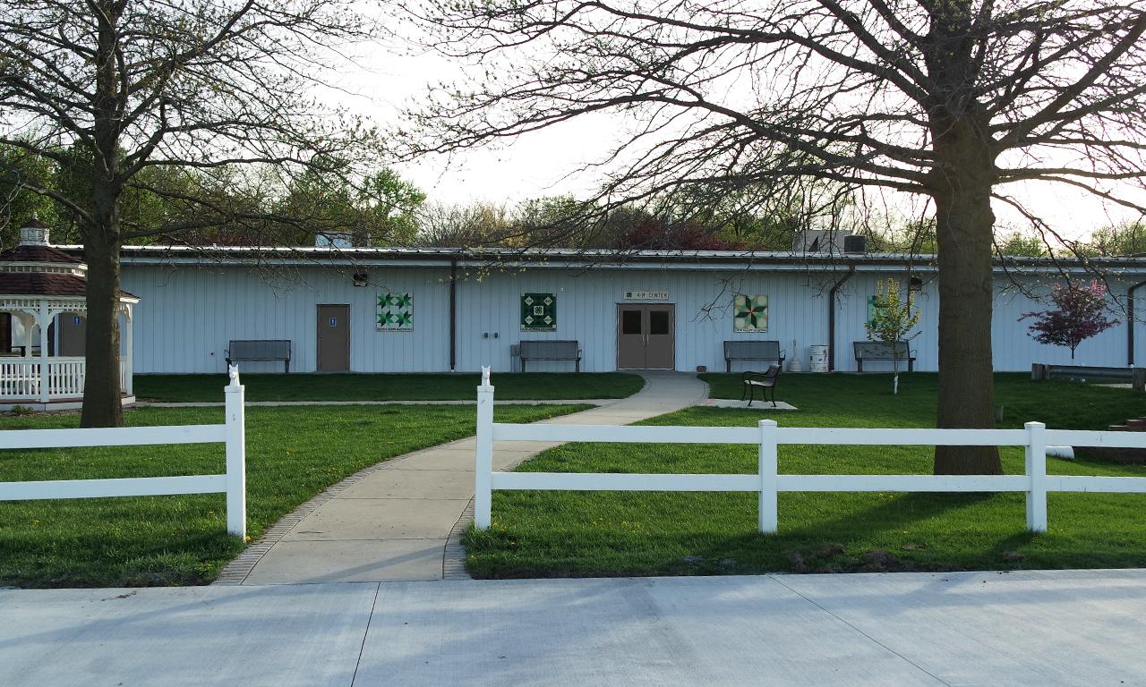 Seward County Fair Board 4H Center